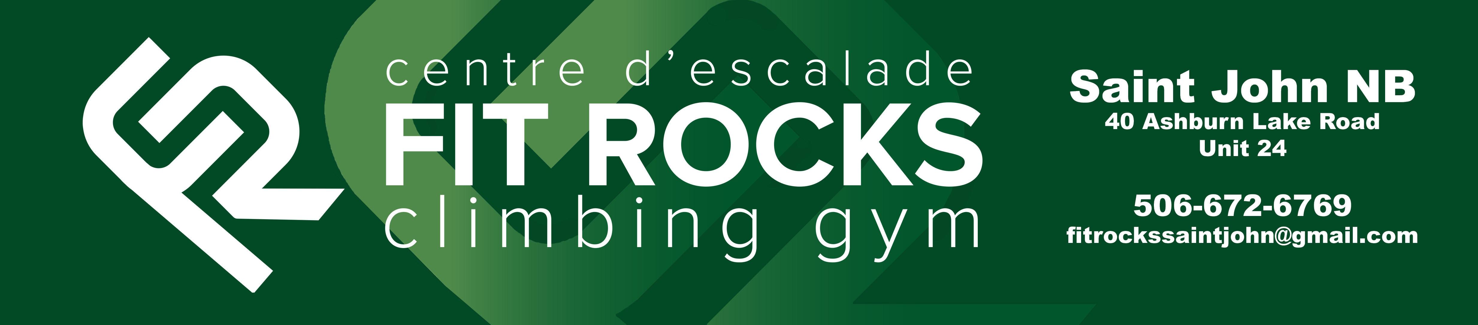 FitRocks Climbing Gyms – Saint John NB