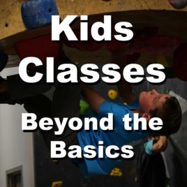 Kids Classes Beyond the Basics